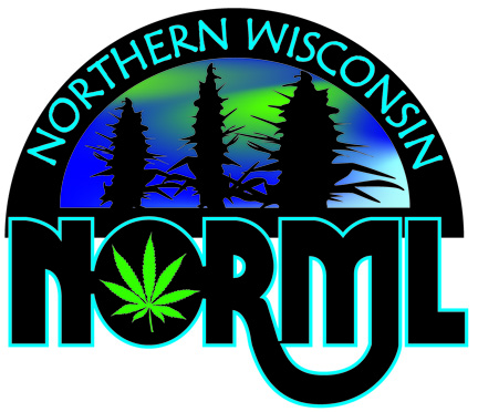 Northern NORML logo northern lights Donate to your local NORML chapter