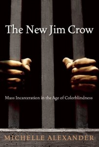 The New Jim Crow cover designed by Jamaal Bell 203x300 The New Jim Crow: Mass Incarceration in the Age of Colorblindness, book review and video